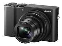 Panasonic Lumix DMC-TZ100 černý + 32GB karta + brašna Chicago 8 + čisticí utěrka!