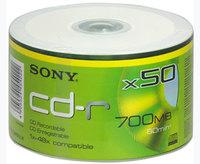 Sony CD-R 700MB 50ks