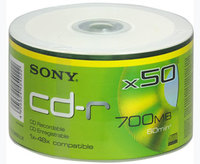 Sony CD-R 700MB 50ks