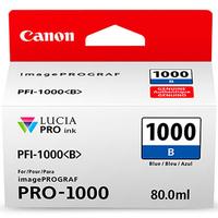 Canon Cartridge PFI-1000 B modrá