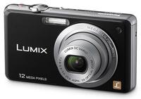 Panasonic Lumix DMC-FS10 černý