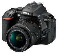 Nikon D5500 + 18-55 mm AF-P VR