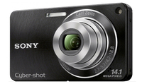 Sony CyberShot DSC-W350 černý