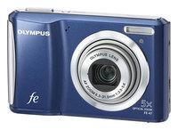 Olympus FE-47 modrý