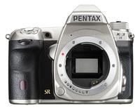 Pentax K-3 II Silver Edition