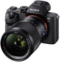 Sony Alpha A7R II +  FE 35 mm f/2.8 ZA Sonnar T!