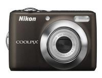 Nikon Coolpix L21 hnědý