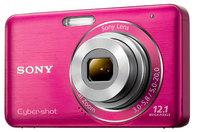Sony CyberShot DSC-W310 růžový