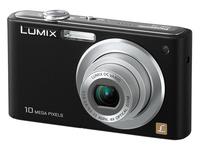Panasonic Lumix DMC-F2 černý