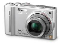 Panasonic Lumix DMC-TZ10 stříbrný