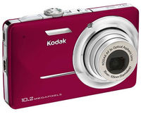 Kodak EasyShare M340 červený
