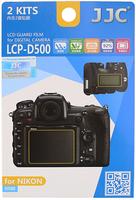 JJC ochranná folie LCD LCP-D500 pro Nikon D500