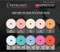 Rotolight Color FX filter Pack Anova Pro