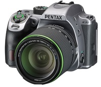 Pentax K-70 + 18-135 mm WR černý-Zánovní!