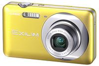Casio EXILIM Z800 žlutý