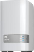 "Western Digital My Cloud Mirror 4TB, 3.5"" síťový, bílý"