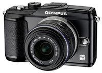 Olympus E-PL2 černý + 14-42 mm II