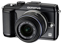 Olympus E-PL2 černý + 14-150 mm