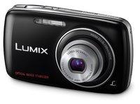 Panasonic Lumix DMC-S3 černý