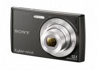 Sony CyberShot DSC-W510 černý