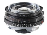 Voigtlander Color Skopar 35mm f/2,5 Pan cake P II pro M-bajonet