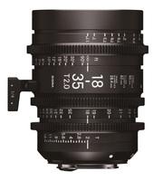 Sigma CINE 18-35mm T/2,0 pro Canon