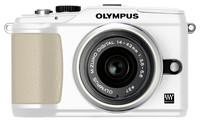 Olympus E-PL2 bílý + 14-42 mm II