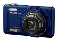 Olympus VR-330 modrý