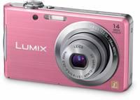 Panasonic Lumix DMC-FS18 růžový