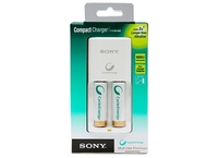 Sony nabíječka BCG-34HS2KN + 2x AA 2100 mAh