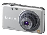 Panasonic Lumix DMC-FS22 stříbrný