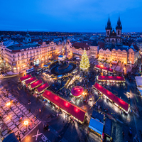 Fotografování vánoční Prahy se Zeiss a Sony