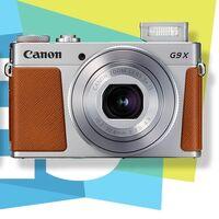 Veletrh CES 2017: Canon G9 X II a další novinky