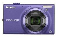 Nikon Coolpix S6150 fialový