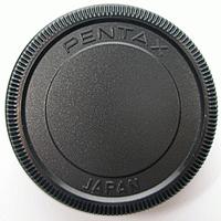 Pentax zadní krytka objektivu bajonet Q