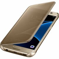 Samsung flipové pouzdro Clear View Cover pro S7 (G930)