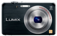 Panasonic Lumix DMC-FS40 + 4GB karta + originální pouzdro CFX33!