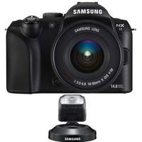 Samsung NX11 + 18-55 mm OIS i-Function + blesk SEF20A zdarma!