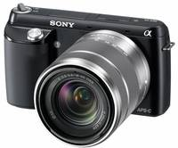 Sony NEX-F3 + 18-55 mm