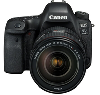 Canon EOS 6D Mark II + Sigma 24-105 mm f/4 DG OS HSM Art!