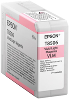 Epson Singlepack T850600 Photo Light Magenta UltraChrome HD - světlá purpurová