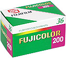 Fujifilm Fujicolour 200/36