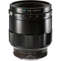 Voigtlander Macro-Lanthar 65mm f/2,0 ASPH pro Sony E černý