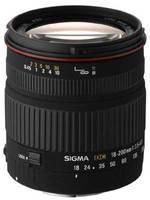 Sigma 18-200 mm F 3,5-6,3 DC pro Sigma + utěrka Sigma zdarma!
