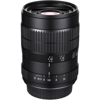 Laowa 60mm f/2.8 2X Ultra-Macro 2:1 pro Nikon F