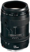 Canon EF 135mm f/2,8 (with softfocus)