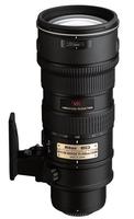 Nikon 70-200 mm F2,8G AF-S VR IF ČERNÝ s HB-29 / CL-M2