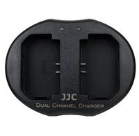 JJC duální nabíječka pro akumulátor 2x SONY NP-FZ100