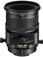 Nikon 85 mm f/2,8D ED PC-E Micro
