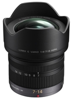 Panasonic Lumix G Vario 7-14mm f/4,0 ASPH.